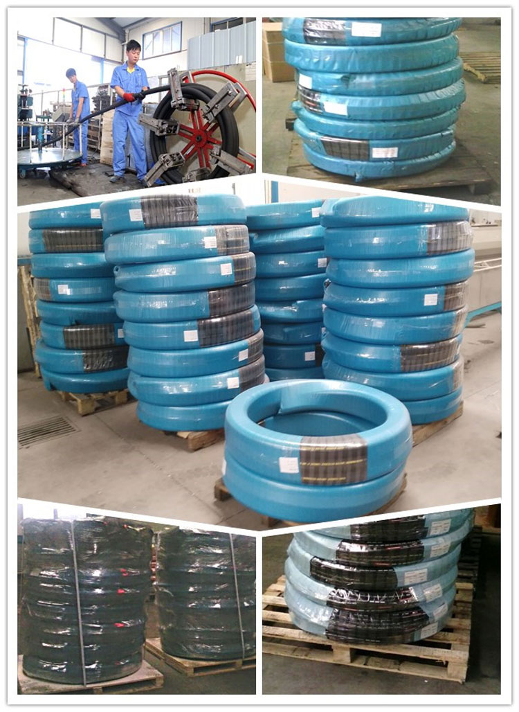 pressure washer hose packaging