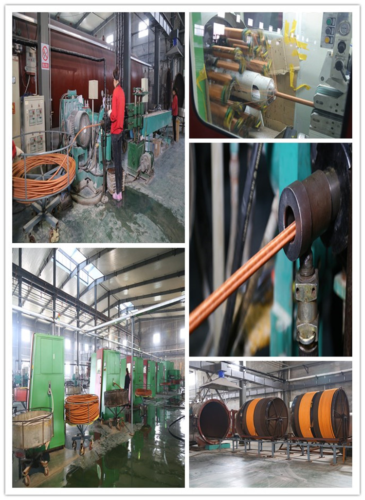 hydraulic hose factory