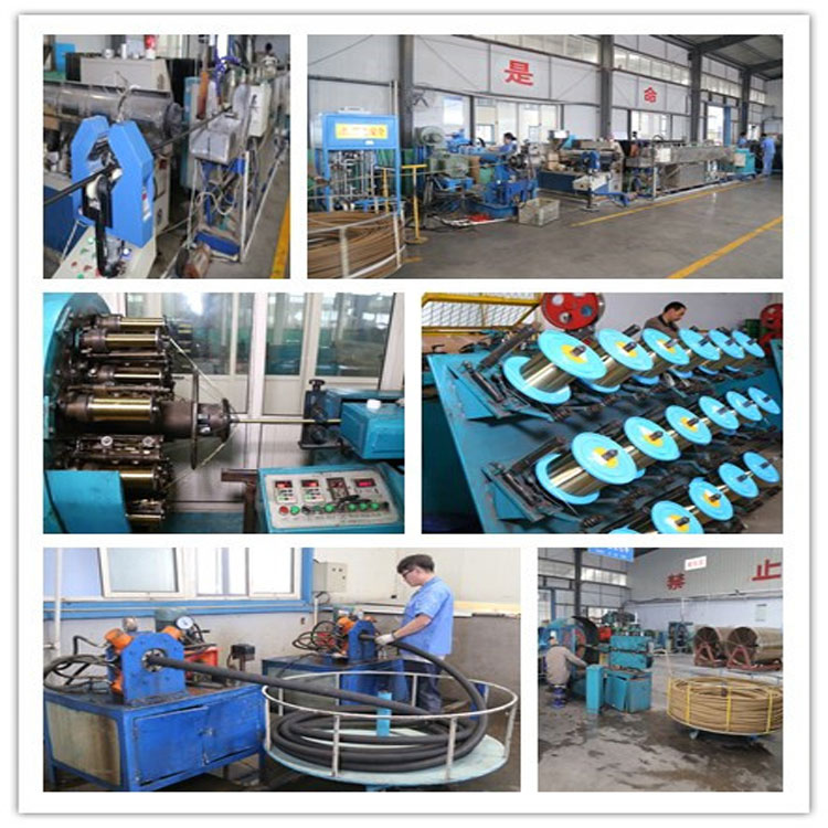 pressure washing hose factory